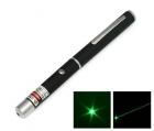 """Зеленая лазерная указка 100 мВт (5 насадок) """"Green laser pointer"""""""