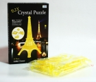 "3D пазл ""Эйфелева башня"" (Crystal Puzzle)"