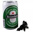 Портативная колонка (Heineken) с FM-приемником