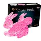 "3D пазл ""Кролик"" (Crystal Puzzle)"