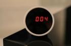 Часы-зеркало (с будильником)