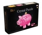 "3D пазл ""Свинья-Копилка"" (Crystal Puzzle)"