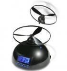 Электронные часы-будильник с пропеллером