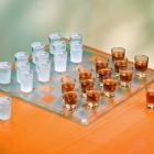 """Алкогольная игра """"Пьяные шашки"""""""