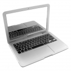Apple MacBook в виде зеркала