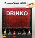 Алкогольная игра на 6 человек (Drinko Shot Game)
