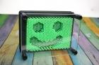 Пин-арт Гвоздики 3D пластиковый, цветной (20 см)